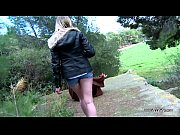 Blonde babe found sexual guru in public &amp_ ride his cock