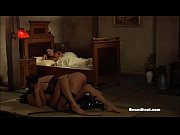 A hot night of white slave babes getting humped by a horny mistress