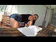 thumb Analytics Wi th Skinny German Amateur Teen Lina Diamond