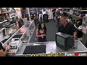 Cuban Chick with Big Booty at Pawn
