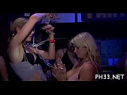 Drunk cheeks in club fucked and sucked strip dancers one-eyed monster