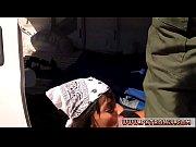 Petite flat brunette Juicy Latin smuggler Mercedes Carrera was