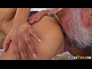 Teen rimmed by pervert