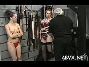 Nude hotties extreme bondage combination of real porn