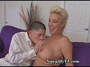 Mature Babe Bangs Younger Guy