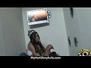 Pretty Girl Blowjob And Facial At Gloryhole 4