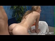 Immodest girl fucked hard from behind and loving it