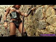 Kinky Mistress Playing Solo