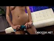 Tasty teen flaunts vagina and please dick
