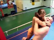 french mixed wrestling - amazon&#039_s productions wrestling - clipsforsale