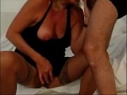 Granny fucking her ass and blowjob