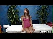 Slutty teen gets screwed hard by rubber