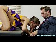 thumb cheerleader riley reid tastes coaches jizz