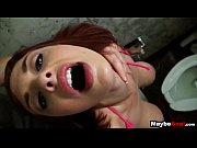 redhead with huge tits gets fucked in the.