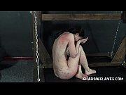 Electro tortured teen painslut Kamis extreme bdsm