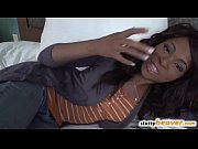 thumb Ebony Teen Amat eur Takes It In The Ass  The Ass