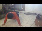 razA 100X push-ups in A row How to do 1000X PUSH-UPS NONSTOP