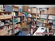 Surprising Thief Cunt Backroom Sextape