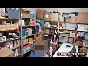 surprising thief cunt backroom sextape