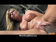 Hot Wild Mom with Big Tits gets Pounded by Black Cock 5