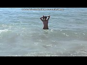 thumb public girlfriend fuck near the beach scene 3