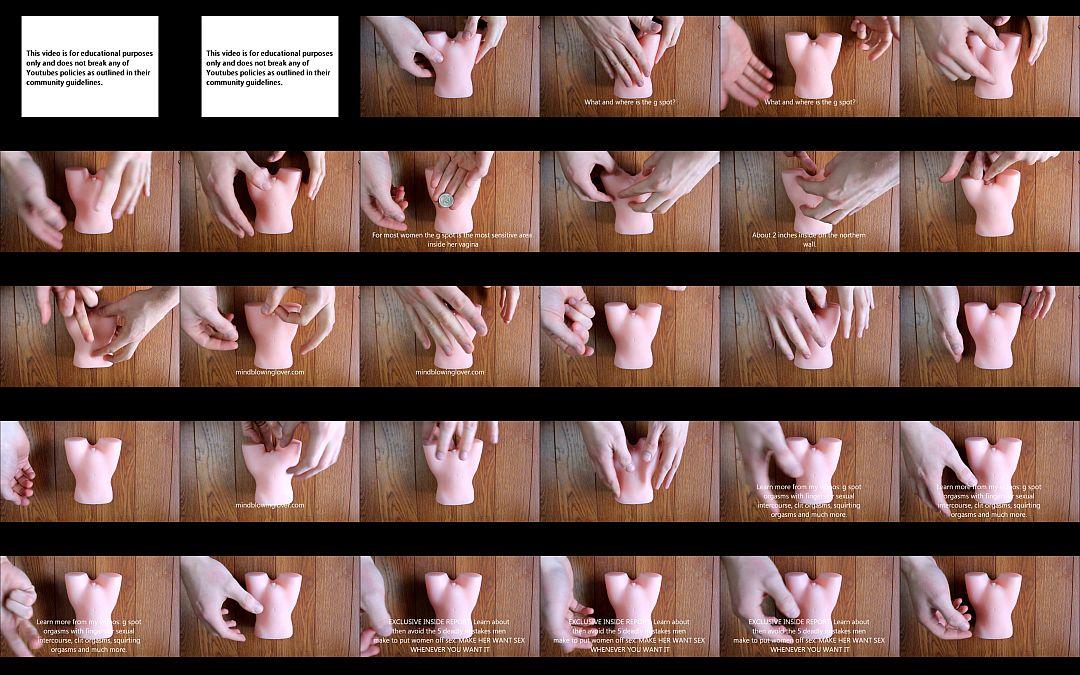 Girl Goes Viral For Finger