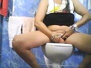 ipad on the toilet  -.
