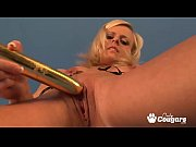 Horny MILF Gives You A Closeup View Of Her Shaved Beaver