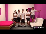 Back-to-school-orgy with Jordi, Ainara and friends!