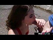 alice march Real Sluty GF Like Sex On Tape clip-03