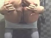 big hole anal fart gape