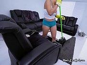 Luscious Maid Julz Gotti Teases Her Horny Boss