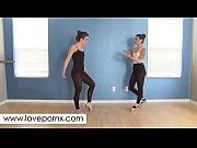 Lesbian Dancers Sucking Toes