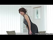 euro milf alice sharp finger fucks her matured cunt