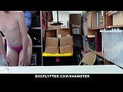 ShopLyfter - LP Officer Fucks Shoplifting Ginger Teen