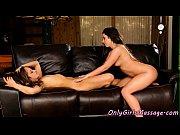 Lesbian babes enjoy sixtynine position