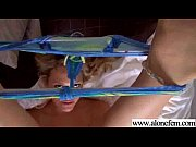 Solo Horny Amateur Girl Get Dildo Toys In Holes video-01