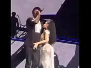 Nicki Minaj pegando no pau de Meek Mill