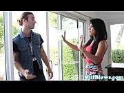 seductive cougarmom blowing tenants cock