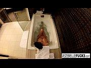 jezebelle bond taking a bath