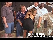 Bri &amp_ Paige'_s 2 Girl Tampa Bukkake Orgy Party!