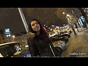 Attractive czech nympho is teased in the hypermarket and pounded in pov