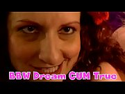 bbw dream cum true preview