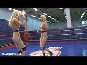 NudeFightClub presents Antonya vs Sophie Moone