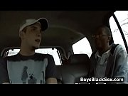 Blacks on boys Gay Interracial Nasty Fuck Video 10