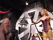 two lusty playgirls have some kinky fun with.