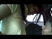 southindian couple having sex inside car
