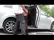 The car sex escapades of a very naughty slutwife