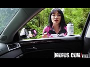 Mofos - Stranded Teens - (Rina Ellis) - Half Asian Cutie Fucks for Ride