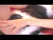 【小倉杏・HD】高画質!エロいセクシーなキャミソールお姉さんが乳首責めからの上目線フェラ抜き!